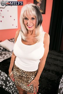 Senior sex slut Sally D'Angelo ravishes a young stud at 60PlusMILFs.Com