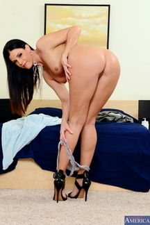India Summer sucking and fucking at myfriendshotmom.com