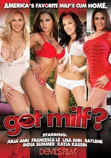 Julia Ann stars in the hot new DVD 'Got MILF?' from DevilsFilm.Com