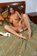 Russian MILF Liya Lucky at Anilos.Com
