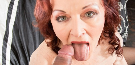 73 year old Katherine Merlot returns to 60PlusMILFs.Com