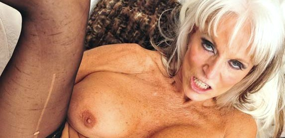 Sally d'Angelo stars in Nasty Grannies #9